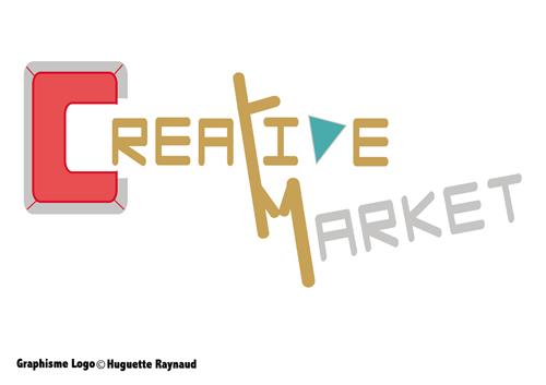 logo creative market.fr